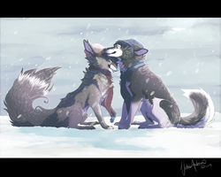 For the keeping by Capntoria