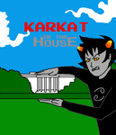 Karkat in the House by BranSamuelCook