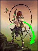 The Lost Scout by kilara