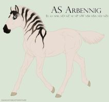 8634 AS Arbennig by Argentievetri