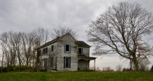 Abandoned Kentucky House 11/16 by acurmudgeon