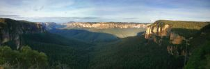 Blue Mountains Australia by Danwhitedesigns