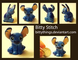 Bitty Stitch - Gift by Bittythings