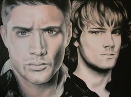 Supernatural Again by LianneC