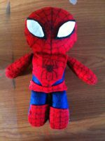 Spider Man plush by MissContrary013