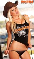 Hooters Sexy Cowgirl ..... by SAN666