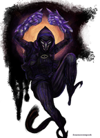Dusk Drifter CoH by ScarecrowSpook