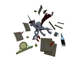 Lauren Faust alicorn Ragdoll V1 (Download) by Glaber