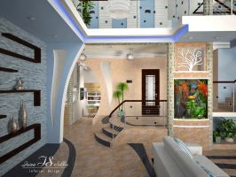 Overview of the hall by irina-silka