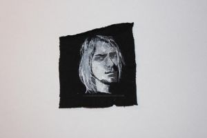 Kurt Cobain Patch by LisaSensless