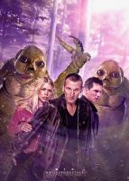 Doctor Who - Titan Comics: The Ninth Doctor 1.3 by willbrooks