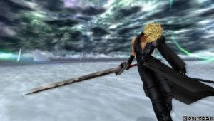 Dissidia Screen Shot- Emo Kid by Ghost-of-Shoichi