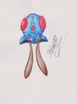 Tentacool by Fisherfly