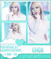 Choa (AOA) - PHOTOPACK#01 by JeffvinyTwilight