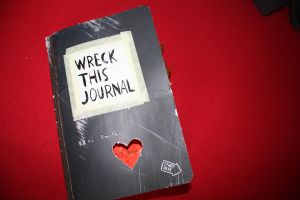 Wreck this Journal by MonCherii