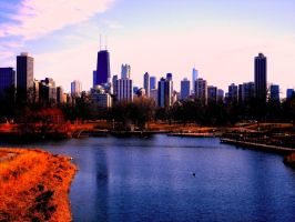 Lincoln Park by Jamesbaack