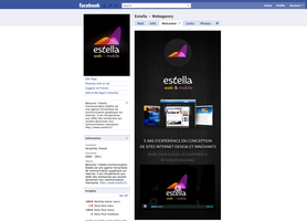 Facebook Page design by miko434