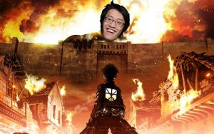 Attack on Wildturtle by Ry-Guy176