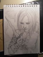 Adhara's choice_sketch by giuly--chan