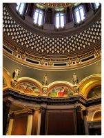 Iowa Capitol Building 4 by MackTheDeuce