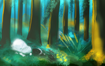 20140119-Environment-Forest by talentlessfiend