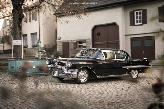 1957 Cadillac Series 62 - Shot 1 by AmericanMuscle