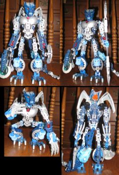Toa Oris, stealth form by Bionic-Dragon56