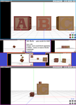 ABC Cubes (MMD accessory dl) by SteelDollS