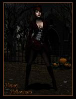The Witching Hour by Nianya