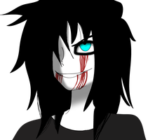 Jeff The Killer- Photoshop by BeautifulFlowerZ