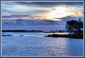 Sunset at Cedar Key by TThealer56