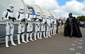 UK Garrison on Parade at the NSC 2014 (9) by masimage