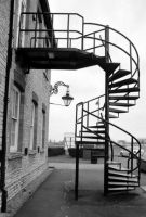 SPIRAL STAIRCASE by ray42uk2000