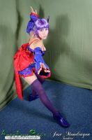 D.O.A Ayane by RinaMx