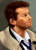Castiel by AeroSocks