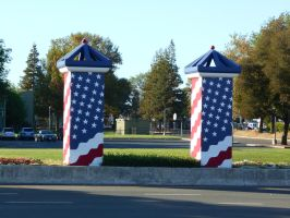 Capitol Expressway auto mall markers by Mindslave24-7