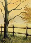 ACEO Morning Pastures by annieoakley64