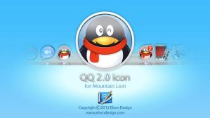 QQ 2.0 ICON by ElomDesign