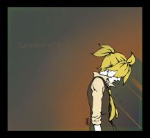 Servant Of Evil - Vocaloid by Riunien