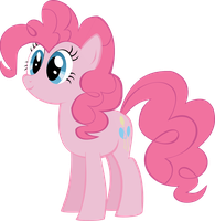 Perilously Pink Party Pony by OceanBreezeBrony