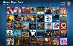 Game Aicon Pack 96 by HarryBana