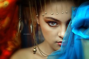 :: Seductive Eyes :: by dewanggapratama