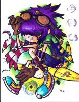 Noodle's Airplanezz by Lilymint7