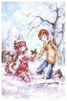 Xmas of Love by Tung-Monster