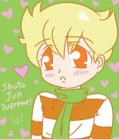 Shota Jun by MidoriEyes