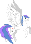 Silverwing - Time to fight - Vector by FenrirTheKnight