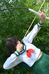 Kagome Higurashi 2 by Kawaii-Fruit