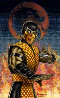 Scorpion by Bungle0