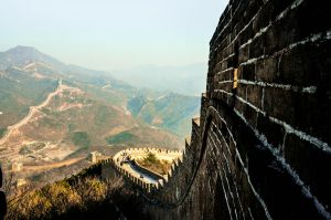 The Great Wall by GuoYali
