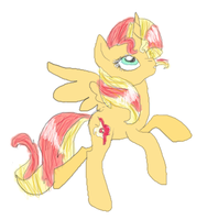 Princess sunset shimmer by amberflicker